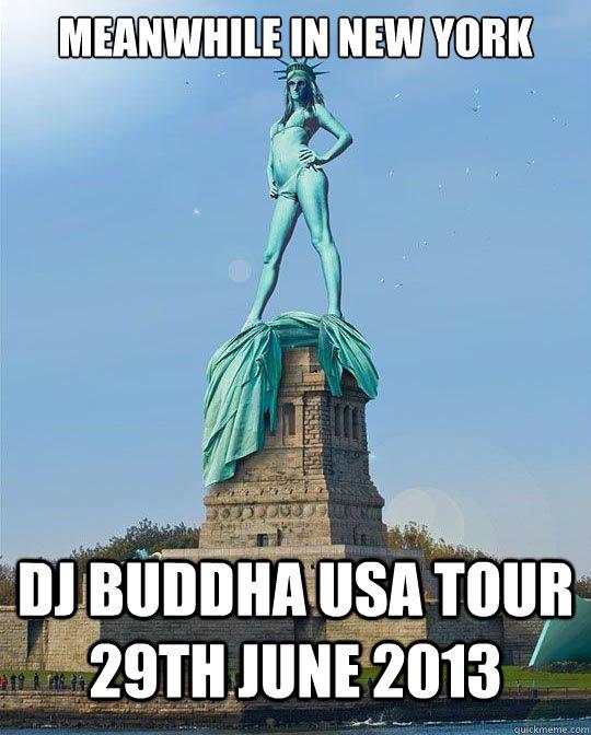 Dj Buddha Does New York Memes Quickmeme