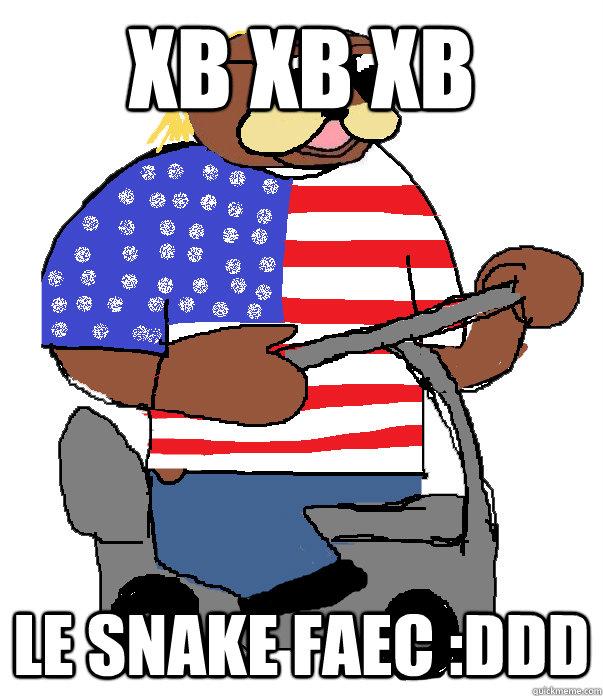 XB XB XB LE SNAKE FAEC :DDD