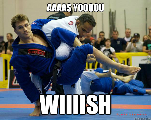 Aaaas Yoooou Wiiiish - Aaaas Yoooou Wiiiish  Ridiculously Photogenic Jiu Jitsu Guy