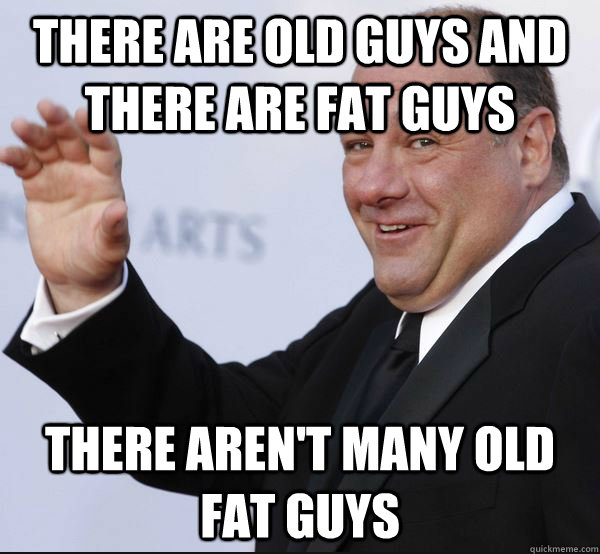 Old Fat Guys 83