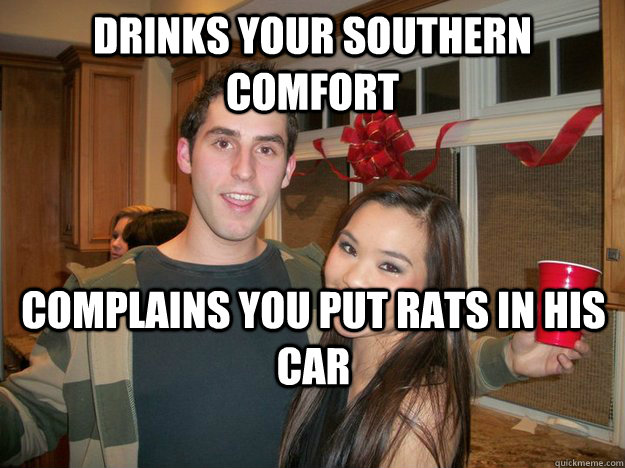 southern comfort meme