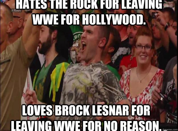 Brock Lesnar Return Guy Memes Quickmeme