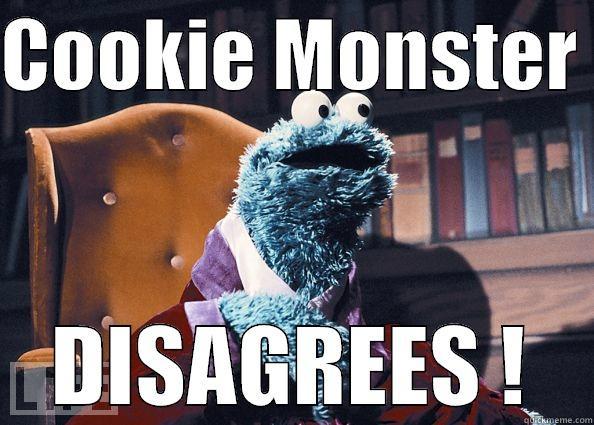 Cookie Monster Meme | www.imgkid.com - The Image Kid Has It!