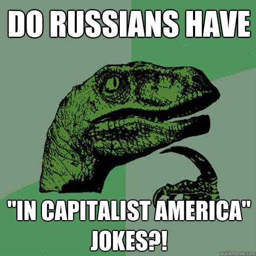 do Russians have