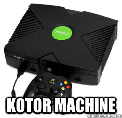 KOTOR MACHINE -  KOTOR MACHINE  Misc