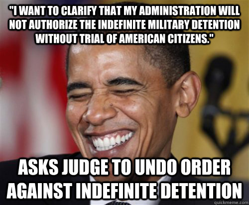 Funny Meme Pics Without Captions : Quot i want to clarify that my administration will not