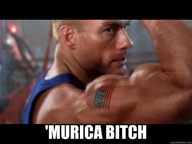 'Murica bitch