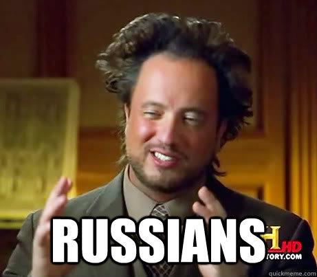 RUSSIANS  Asians