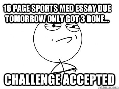 Help!!! i have a 3 page essay due tomorow!!!?