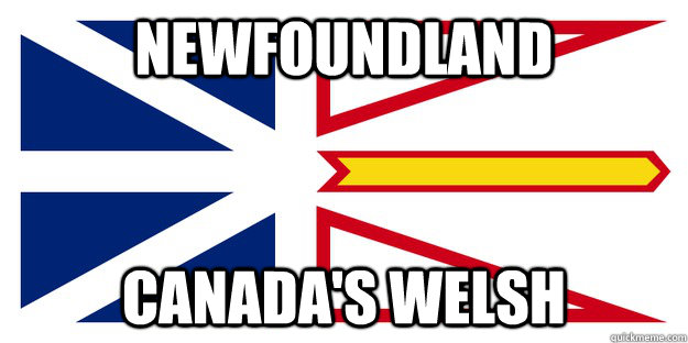 Newfoundland Canada's Welsh - Newfoundland Canada's Welsh  Newfoundland