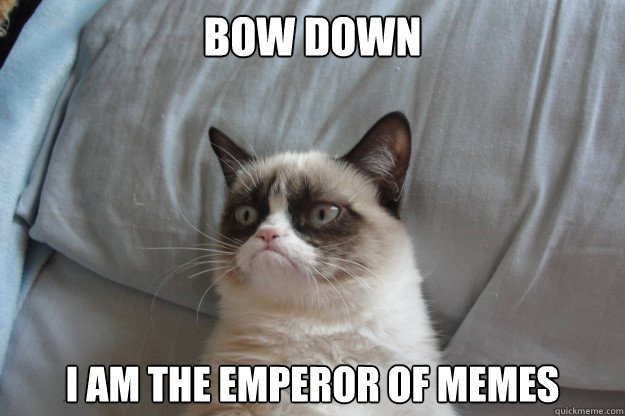 e97ab413eb5f983749fb55b3de4fb5150498c306b28a0483c5a6523eb8041c6d bow down i am the emperor of memes misc quickmeme,Get Bow Down Meme