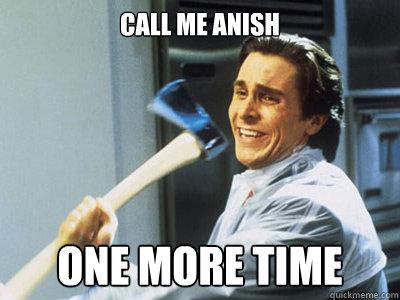 Best Birthday Meme For Anish