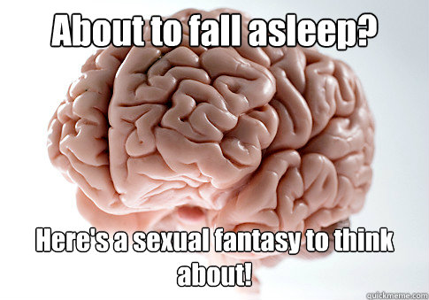 About to fall asleep? Here's a sexual fantasy to think about!  - About to fall asleep? Here's a sexual fantasy to think about!   Misc