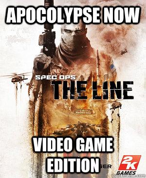 Apocolypse Now Video Game Edition - Apocolypse Now Video Game Edition  Misc