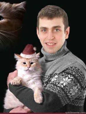 cat lover carl