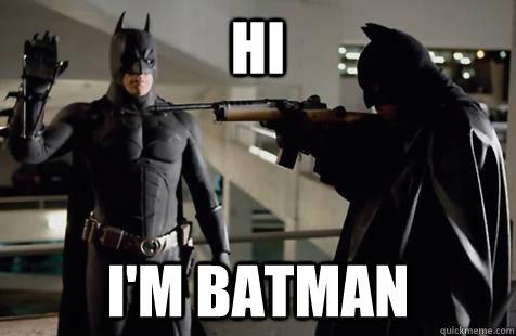 Hi I'm Batman - Hi I'm Batman  Misc
