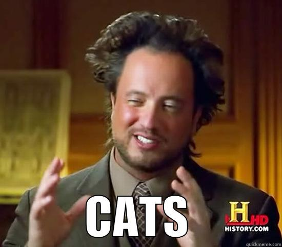 CATS Ancient Aliens