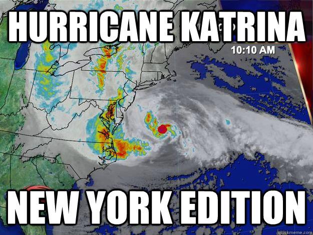 hurricane katrina new york edition - hurricane katrina new york edition  Misc