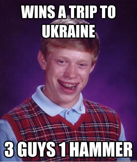 Bad Luck Ukrainian Women And 36