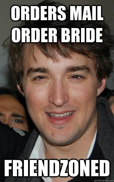 jokes mail order bride