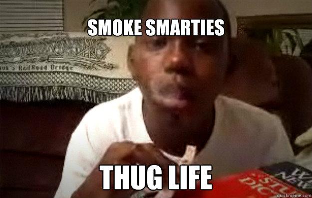 Is Smoking Smarties Bad