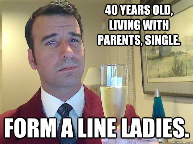 living at home with parents and dating