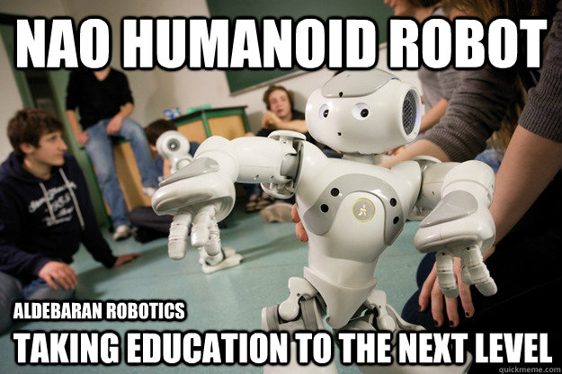 Nao Humanoid Robot Taking Education To The Next Level Aldebaran