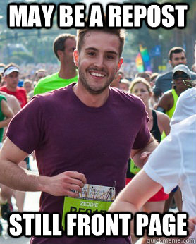 May be a repost still front page - May be a repost still front page  Ridiculously photogenic guy