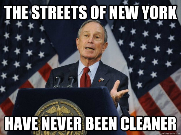 The Streets of New york Have never been cleaner - The Streets of New york Have never been cleaner  Misc
