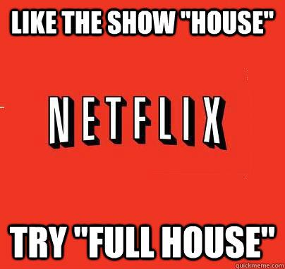 Like the show