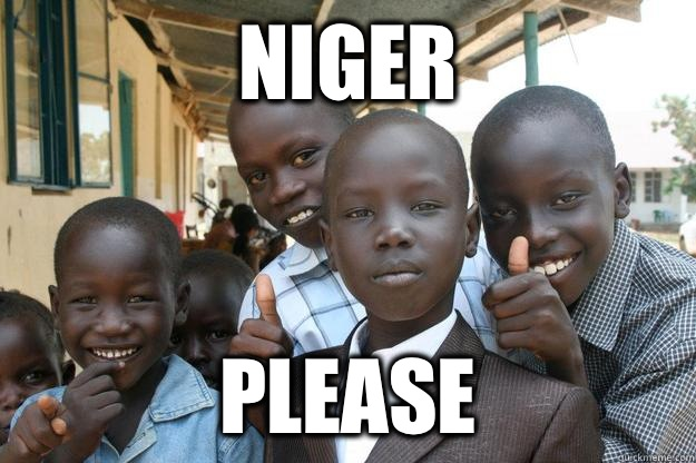 The Country Of Niger