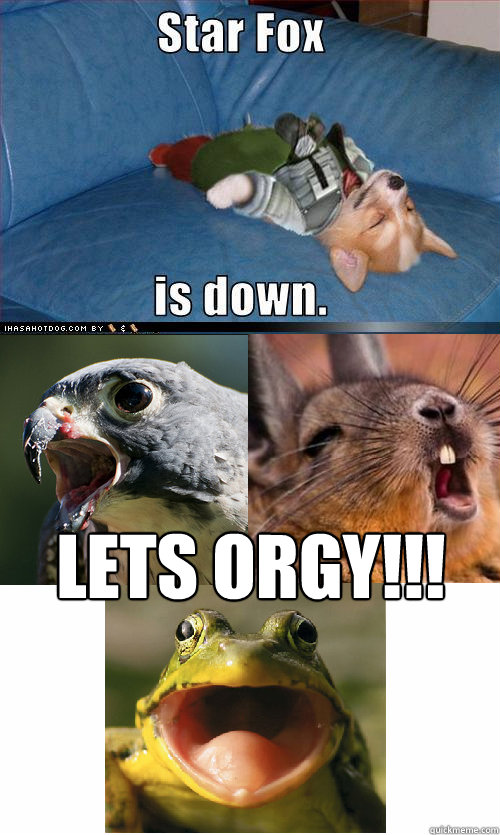 Lets Orgy!!!