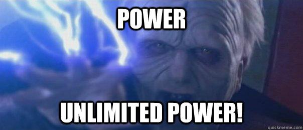 Afbeeldingsresultaat voor power unlimited power