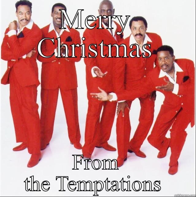 temptations merry christmas from the temptations misc