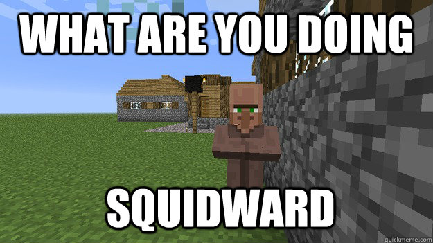 Minecraft Villager Meme Thing Memes Quickmeme