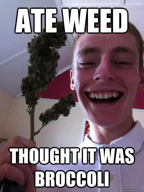 ede4634cf8a28c3b6084f62ead18793059e7d186f9884ddace30337d2c764d78 ate weed thought it was broccoli weed wally quickmeme