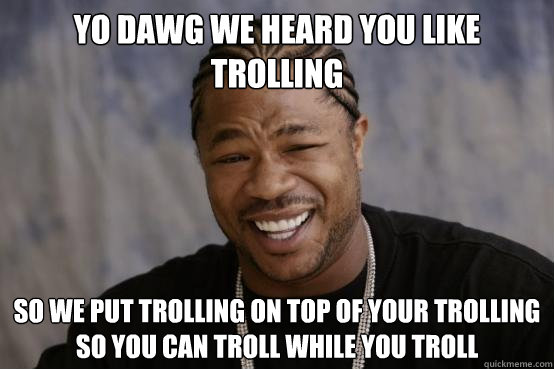 Troll Meme