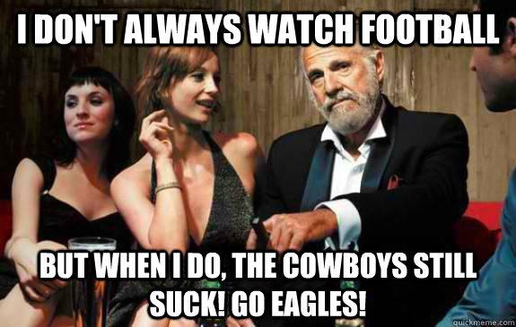 Cowboys suck lyrics