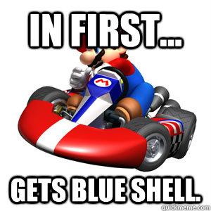 Scumbag Mariokart Memes Quickmeme