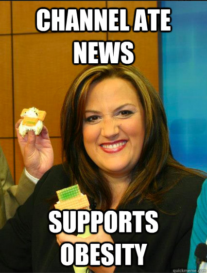 Channel ATE News  Supports Obesity