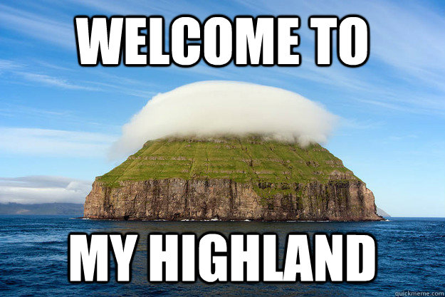 WELCOME TO MY HIGHLAND - WELCOME TO MY HIGHLAND  Misc