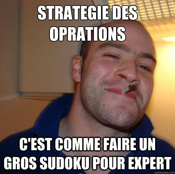 sudoku strategie