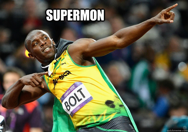 SUPERMON - SUPERMON  bolt supermon
