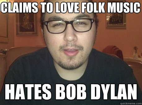 is bob dylan gay