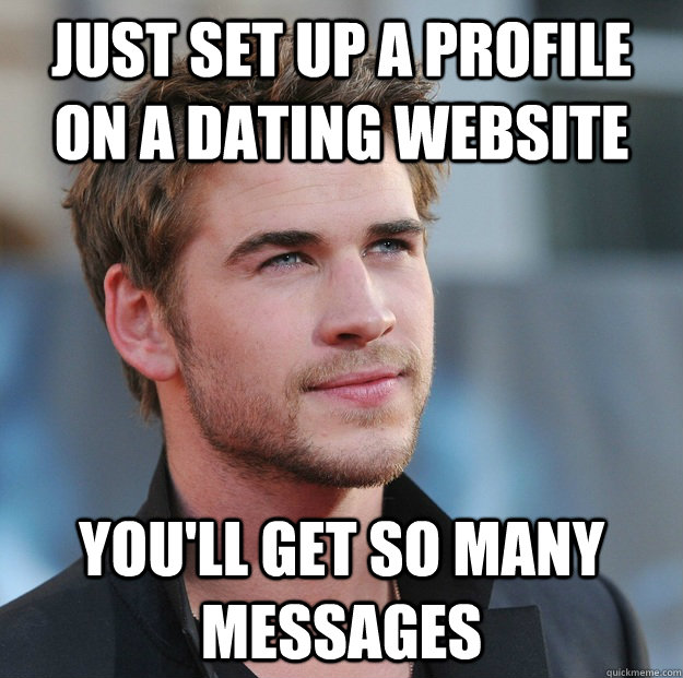 funny things to say on dating website