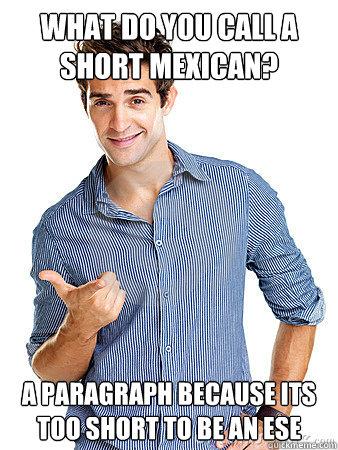 Essay mexican meme