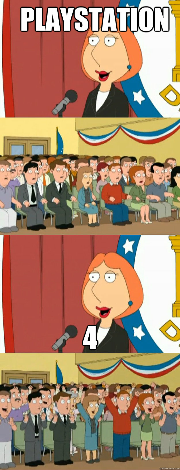 playstation 4 - playstation 4  Lois Griffin