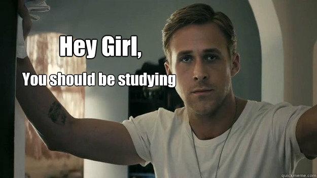 Ryan Gosling study memes | quickmeme