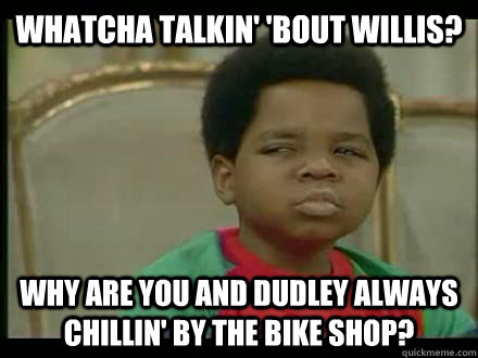 Arnold Different Strokes Meme