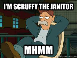 Scruffy meme not as funny as you thought? why not Zoidberg? - Why ...